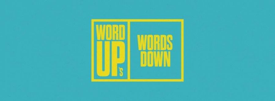 Words Down:The Writing Session at Rubio on Tue 18th February 2020 Flyer