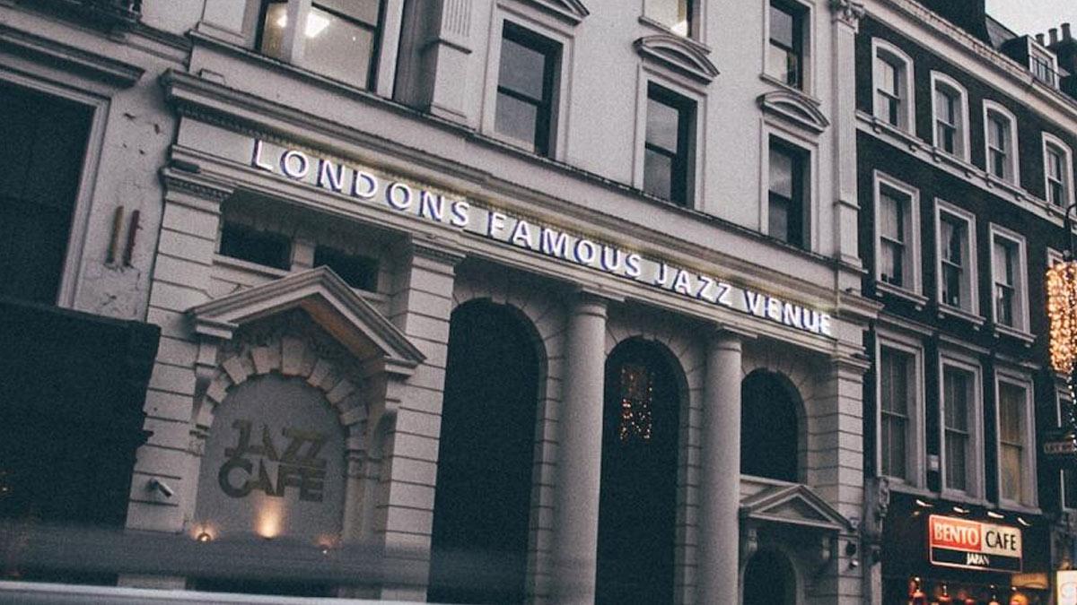 Jazz Cafe, London