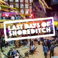 Hip Hop Events at Last Days of Shoreditch